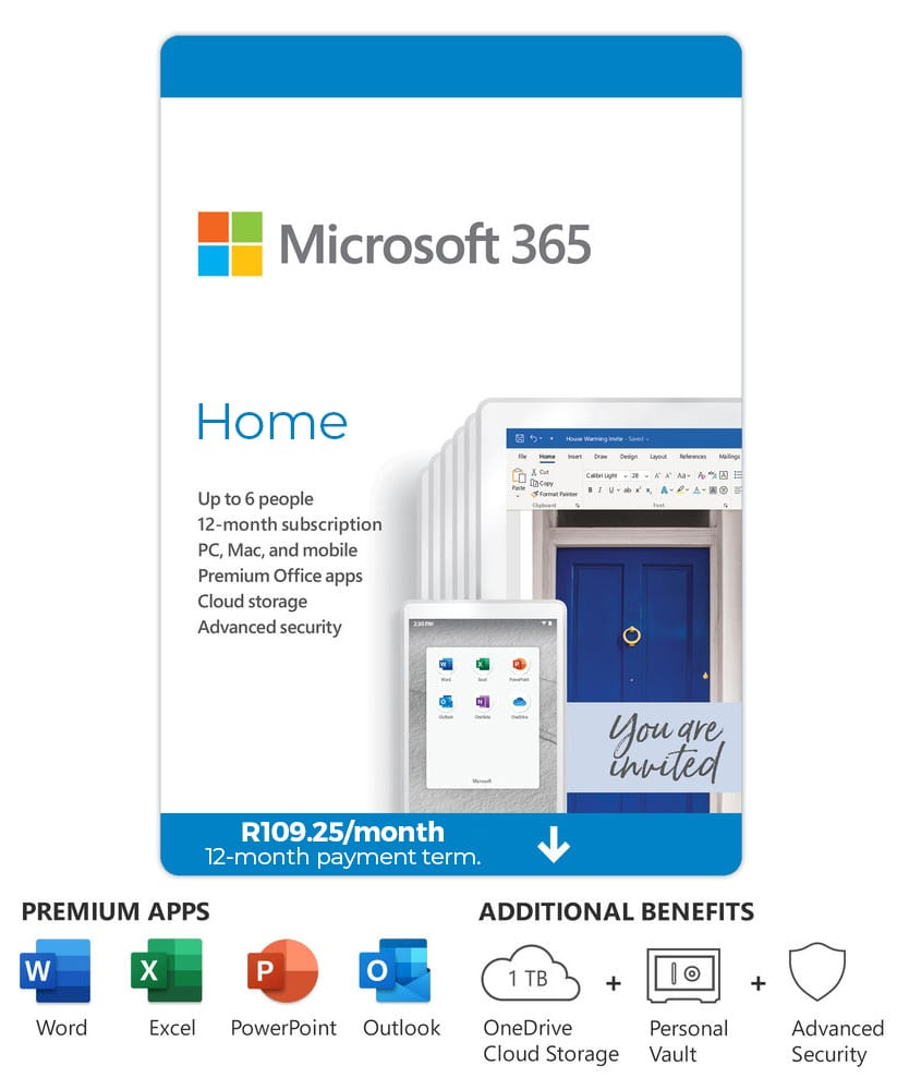 ms 365 home