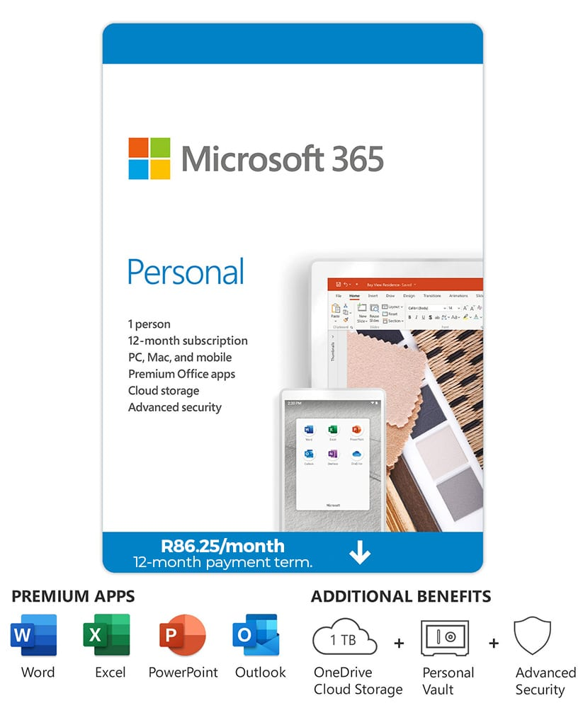 ms 365 personal